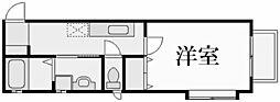 リラ苦楽園[2階]の間取り