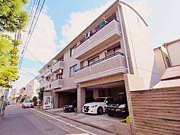 広島県広島市南区青崎2丁目の賃貸マンションの外観