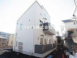 東急田園都市線 長津田駅 徒歩15分の賃貸アパート