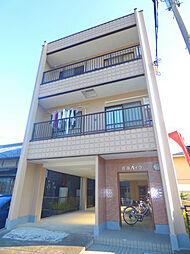 埼玉県さいたま市桜区西堀6丁目の賃貸マンションの外観