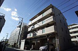 中4マンション[403号室]の外観