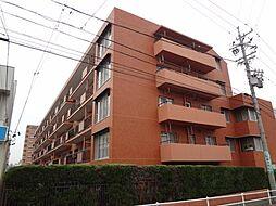 愛知県名古屋市東区徳川町の賃貸マンションの外観