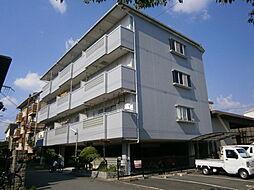 北端マンション[3階]の外観