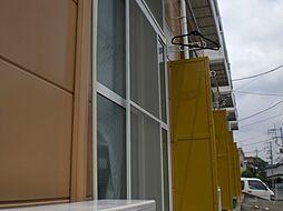 レオパレス市沢[1階]の外観
