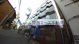 キャピタル今里[2階]の外観