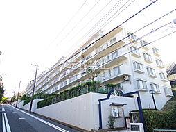上大岡ガーデンハウスA棟[4階]の外観