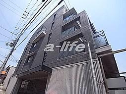 兵庫県神戸市灘区山田町1丁目の賃貸マンションの外観