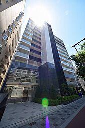 大阪府大阪市北区本庄西2の賃貸マンションの外観