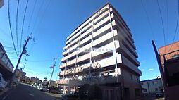 プランテーム吉田[5階]の外観