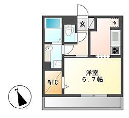 Loco Moco4[2階]の間取り