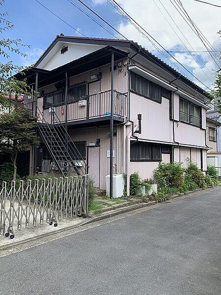 アパートメントスミカ 2階の賃貸【神奈川県 / 横浜市神奈川区】