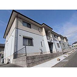 奈良県香芝市高山台3丁目の賃貸マンションの外観