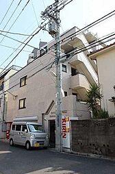 東京都葛飾区金町5丁目の賃貸マンションの外観