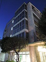 神奈川県川崎市高津区二子1丁目の賃貸マンションの外観