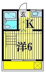 松飛台駅 3.4万円