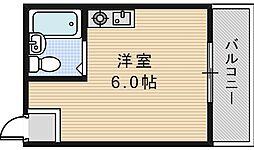 プライムハウス[103号室]の間取り
