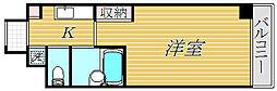 メインステージ中村橋[2階]の間取り