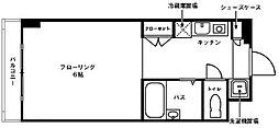 チェリーハイム3[209号室]の間取り