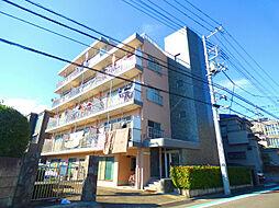 武蔵野コーポ[3階]の外観