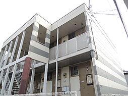 大阪府大阪市東住吉区住道矢田6丁目の賃貸アパートの外観