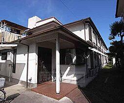 京都府京都市西京区上桂西居町の賃貸アパートの外観
