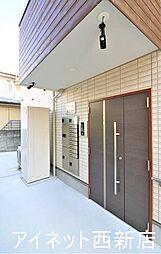 福岡市地下鉄空港線 姪浜駅 徒歩9分の賃貸アパート