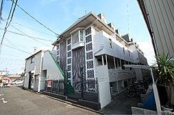 愛知県名古屋市中川区野田2丁目の賃貸アパートの外観