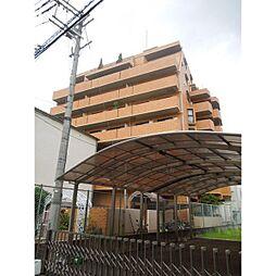 大阪府大阪市天王寺区味原本町10丁目の賃貸マンションの外観