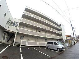 大阪府箕面市箕面5丁目の賃貸マンションの外観