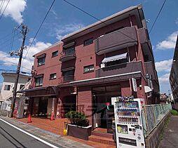 京都府京都市右京区常盤村ノ内町の賃貸マンションの外観