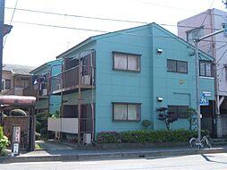 埼玉県川口市飯塚4丁目の賃貸アパートの外観