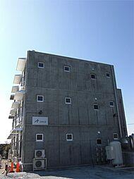 A HOUSE[3B号室]の外観