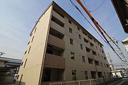 兵庫県神戸市灘区新在家南町4丁目の賃貸マンションの外観