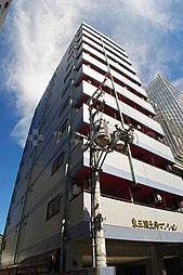 東三国土井マンション[6階]の外観