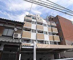 京都府京都市下京区中堂寺櫛笥町の賃貸マンションの外観