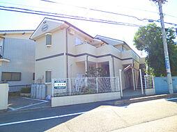 埼玉県川口市芝富士2の賃貸アパートの外観