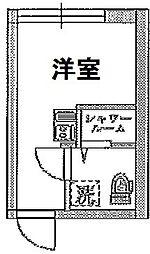 東京都練馬区旭町3丁目の賃貸マンションの間取り