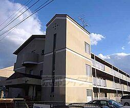 京都府京都市右京区太秦西野町の賃貸マンションの外観