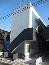 兵庫県尼崎市瓦宮1の賃貸アパートの外観