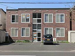 北海道札幌市北区篠路八条4丁目の賃貸アパートの画像