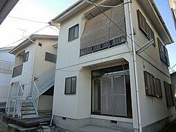 タウンハウス中島1号棟[6号室]の外観