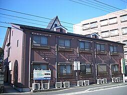 穴川ハイリビング参番館[105号室]の外観