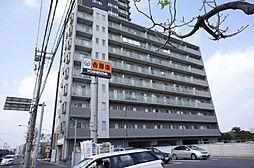 千葉県船橋市市場2丁目の賃貸マンションの外観