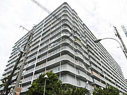 大阪府堺市堺区大浜北町2丁の賃貸マンションの外観