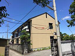 和歌山県有田郡広川町大字広の賃貸アパートの外観