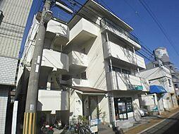 兵庫県芦屋市東芦屋町の賃貸マンションの外観
