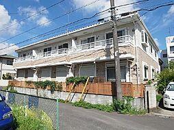 千葉県八千代市勝田台7丁目の賃貸アパートの外観