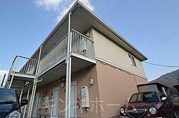 広島県広島市安芸区上瀬野南1丁目の賃貸アパートの外観