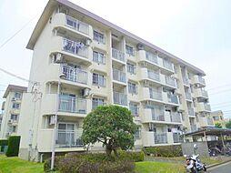 安倉団地(住宅供給公社賃貸物件)[3階]の外観