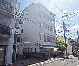 京都府京都市左京区吉田近衛町の賃貸マンションの外観